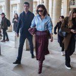 Виктория Бекхэм на шопинге в Париже
