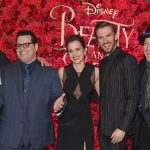 Эмма Уотсон, Дэн Стивенс, Эван МакГрегор и другие на премьере «Красавицы и чудовища» в Нью-Йорке