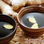 Чай с имбирем для похудения, рецепт и полезные свойства корня