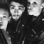 Опубликованы первые кадры рекламной кампании Versus Versace с Зейном Маликом, сделанные Джиджи Хадид