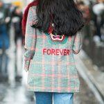 По следам Недели моды в Париже: street style