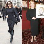 Битва платьев: Виктория Бекхэм против Кейт Бланшетт