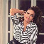 Ева Мендес снялась в новой рекламной кампании своей коллекции одежды