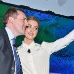 Эмбер Херд выступила в поддержку ЛГБТ на саммите в Нью-Йорке