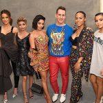 Кейт Бекинсейл, Эшли Грэм, Миранда Керр, Кайя Гербер и другие на модном показе в Лос-Анджелесе