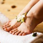 4 натуральные средства против грибка стопы