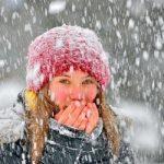 Для омоложения кожи полезны прогулки в холодную погоду