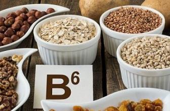 Главные признаки недостатка витамина В6 в организме