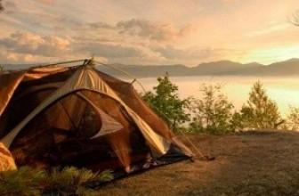 Поход с палаткой избавит от бессонницы