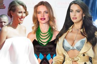 Самые обсуждаемые наряды российских знаменитостей в 2016 году глазами звезд и дизайнеров