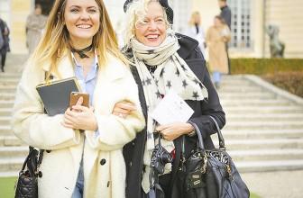 Неделя высокой моды в Париже: Ксения Собчак, Наталья Водянова, Яна Рудковская и другие гости шоу Dior Couture весна-лето 2017