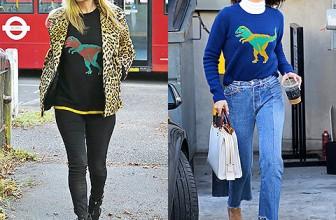 Модная битва: Кейт Мосс против Селены Гомес