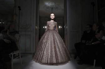 Неделя высокой моды в Париже: Мирослава Дума, Оливия Палермо и другие на шоу Giambattista Valli весна-лето 2017
