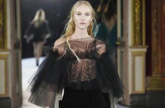 Неделя высокой моды в Париже: Yanina Couture весна-лето 2017
