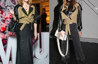 Модная битва: Ксения Собчак против Миланы Королевой