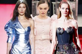 По следам Недели высокой моды в Париже: корсеты, баски, подплечники и другие тренды haute couture весна-лето 2017