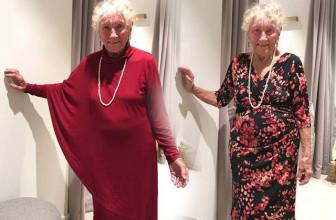 93-летняя невеста выбирает в Facebook платье для свадьбы