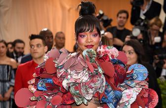 Met Gala-2017: Рианна покорила всех в платье Comme des Garçons