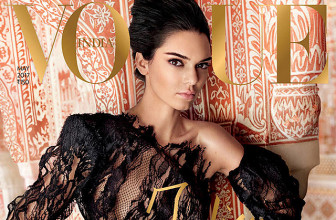 Кендалл Дженнер втянута в третий за этот месяц скандал из-за обложки индийского Vogue