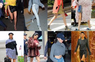 Модная неделя с Кендалл Дженнер: восемь образов звезды
