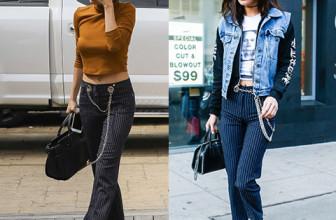 Модная битва: Селена Гомес против Беллы Хадид