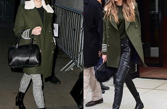 Модная битва: Мейси Уильямс против Джиджи Хадид