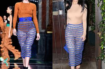 Модная битва: Даутцен Крез против Кайли Дженнер