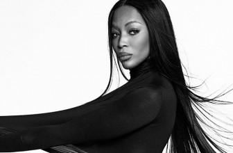 Наоми Кэмпбелл снялась топлес для новой рекламной кампании Givenchy Jeans