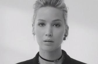 Дженнифер Лоуренс снялась в новом рекламном ролике Dior