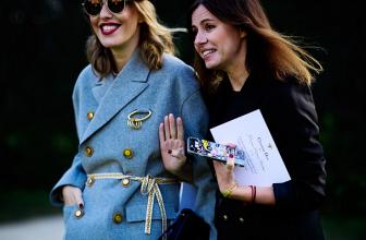 Неделя высокой моды в Париже: Ксения Собчак, Наталья Водянова, Кендалл Дженнер и другие герои street style