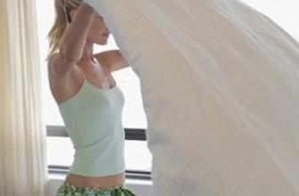 Как часто нужно стирать и чистить спальные принадлежности?..