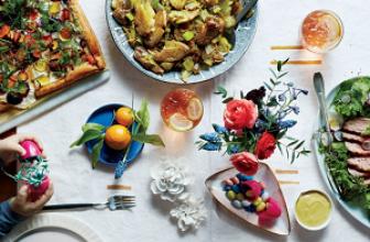 Десять пасхальных блюд, которые стоит приготовить