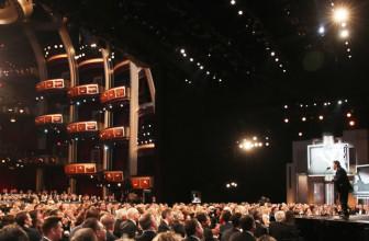 Эмма Стоун, Риз Уизерспун, Мерил Стрип, Мег Райан и многие другие звезды на гала-ужине AFI при содействии Дайаны Китон