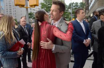Брэд Питт, Тильда Суинтон, Лили Коллинз и другие знаменитости на премьере фильма «Окча» в Нью-Йорке